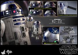 toys wars r2 d2 sixth scale figure wars collectibles by