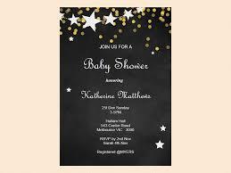chalkboard twinkle twinkle baby shower game pack magical printable