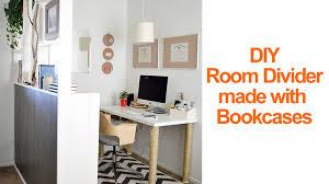 Ikea Kallax Bookcase Room Divider Catchy Ikea Hack Room Divider Ikea Kallax Turns Into High Impact