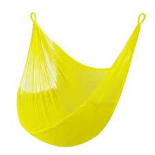 Yellow Chair Hanging Chair Hammock Yellow Leaf Bondi Hammock U2014 Yellow Leaf