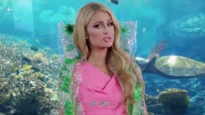 Paris Hilton Meme - paris hilton doing more for our planet than anyone else april
