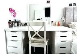 cheap white vanity desk ikea white vanity desk dynamicpeople club