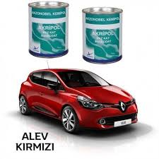 2 coats for renault color code nnp akzo nobel kemipol akripol auto