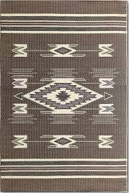 Indoor Outdoor Rugs Amazon by Amazon Com Mad Mats Navajo Indoor Outdoor Floor Mat 4 By 6 Feet