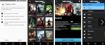 newest apk popcorn time apk newest 2018 version released appinformers