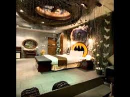 Batman Bedroom Design Decorating Ideas YouTube - Batman bedroom decorating ideas