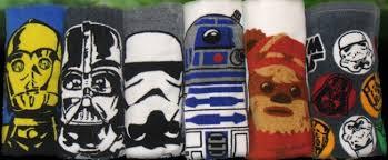 Star Wars Bathroom Set Star Wars Themed Face Towel Set Gadgetsin