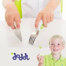 doddl cutlery set u2013 ergonomic knife fork and spoon dcd