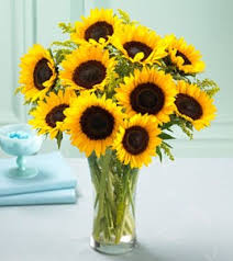 sunflower bouquets sunflower bouquet best gifts to kolkata
