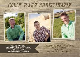sided graduation announcements designs two sided photo graduation invitations as well as