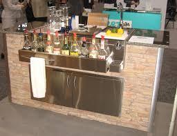 Outdoor Kitchen Granite Countertops Cute Outdoor Kitchen Cabinets Stainless Steel Double Door Outdoor