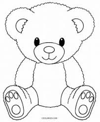 coloring pages fascinating bears coloring pages teddy bears