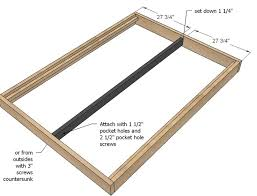 King Size Platform Bed Design Plans by 11 Best Bed Frame Images On Pinterest Tatami Bed Easy Diy