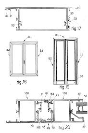 patent ep0460514b1 homogeneous set of sections for aluminium