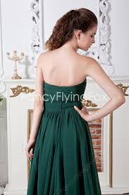 sweetheart dark green plus size evening dresses discount at