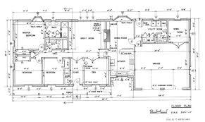 Luxury Ranch Floor Plans 22 Surprisingly Blueprint Floor Plan Building Plans Online 7835