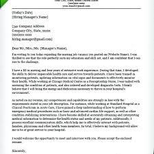 nursing cover letter psychiatric cover letter nursing assistant cover letter