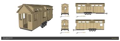tiny house plans with porches baby nursery tiny house plans the cider box modern tiny house