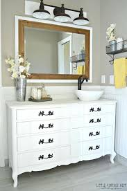 bathroom vanity makeover ideas alert refurbished bathroom vanity vanities fumchomestead