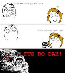 Fus Ro Dah Meme - image 199914 fus ro dah know your meme