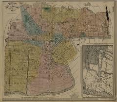 Map Of Newark Nj Atlas To Maps Of The City Of Newark N J 1806 1915 Dana