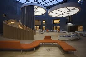 canapé le havre bibliothèque municipale du havre le mobilier épouse les formes