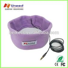 Comfortable Sleeping Headphones Uneed Sleep Headband Ultrathin Flat Headphone Speakers Are