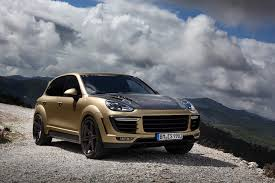 porsche suv 2015 for sale porsche cayenne turbo gt 2015 gold topcar