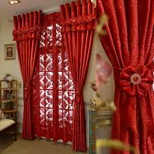 amazing red curtains living room and popular red room curtains buy