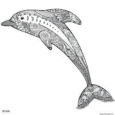 Coloriage Dauphin Imprimable Dauphin Dessin Coloriage Dauphin