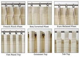 Curtain Style Best 25 Drapery Styles Ideas On Pinterest Curtain Styles Types