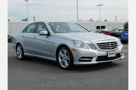 mercedes dealers in maryland used mercedes e class for sale in baltimore md edmunds