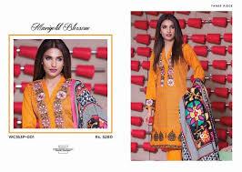 bonanza winter collection 2016 with prices satrangi dresses