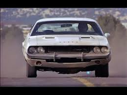 dodge challenger 1997 68 charger chases 70 challenger in vanishing point 1997