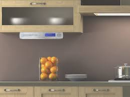 under cabinet kitchen radios kitchen creative kitchen radio under cabinet room design ideas
