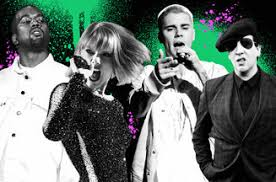 top pop artists ruling the charts in 2014 billboard