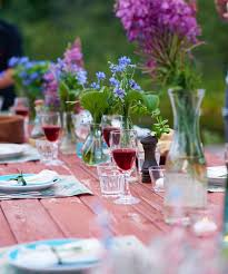 midsummer party ideas longest day summer solstice
