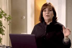 ina garten barefoot contessa this is what happens in every single episode of