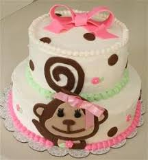 monkey baby shower cake baby shower ideas pinterest