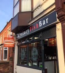 Fishbar Rectory Fish Bar In West Bridgford U2013 Haddock Chips And Mushy Peas