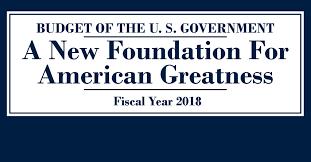 read trump u0027s 2018 budget the new york times