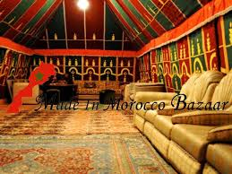 moroccan tent tangier majlis and tents wholesale made in morocco bazzar