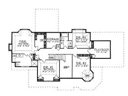 upper floor plan victorian style house plan 4 beds 2 5 baths 3323 sq ft plan 70