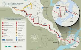 Ncc Map Ncc To Offer A Free Shuttle Bus To Gatineau Park For Fall Rhapsody