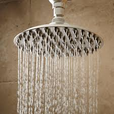Flush Ceiling Shower Head by Bostonian Rainfall Nozzle Shower Head With S Type Arm Bathroom