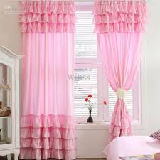 girl bedroom curtains beautiful curtains for living room with pink color for girls room