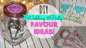 cheap bridal shower favors diy wedding favours inspired easy affordable