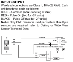 i have low voltage wiring using ge rr7 relays there are two
