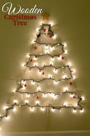 wall christmas tree 16 cool wooden christmas tree ideas guide patterns