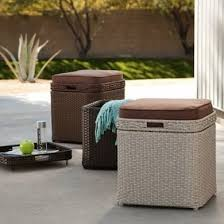 Patio Storage Ottoman Outdoor Storage Solutions 10 Picks For Your Deck Porch Or